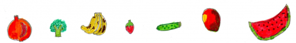 fruit graphic