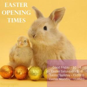Instagram Easter opening